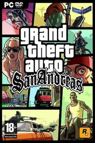 Grand Theft Auto: San Andreas – HRT Pack 1.3 Enhanced Edition